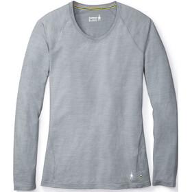 Smartwool Merino 150 Baselayer Pattern - Sous-vêtement Femme - gris